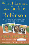 What I Learned From Jackie Robinson 1st edition 9780071450850 0071450858