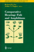 Comparative Hearing 1st edition 9780387984704 0387984704