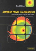 Accretion Power in Astrophysics 3rd edition 9780521629577 0521629578