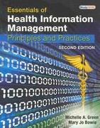Essentials of Health Information Management 2nd Edition 9781111120917 1111120919
