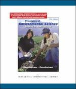 Principles of Environmental Science 5th edition 9780071284486 0071284486
