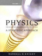 Physics for Scientists and Engineers: A Strategic Approach, Vol 1 (Chs 1-15) with MasteringPhysics 2nd edition 9780321516626 0321516621