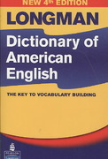 Longman Dictionary of American English, 4th Edition (paperback without CD-ROM) 4th Edition 9780132449809 0132449803