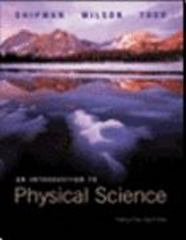 An Introduction to Physical Sciences 12th edition 9780618926961 0618926968