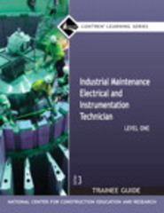 Industrial Maintenance Electrical & Instrumentation Level 1 TG, Paperback 3rd Edition 9780132286060 0132286068