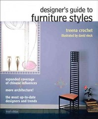 Designer's Guide to Furniture Styles 3rd edition 9780132050418 0132050412