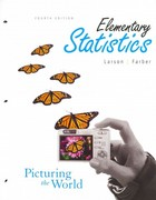 Elementary Statistics Picturing the World, A La Carte Plus 4th edition 9780321565914 0321565916
