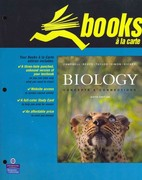 Biology 6th edition 9780321547781 0321547780
