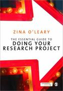 The Essential Guide to Doing Your Research Project 2nd edition 9781848600119 1848600119