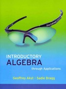 Introductory Algebra through Applications Plus MyMathLab Student Access Kit 2nd edition 9780321565235 0321565231