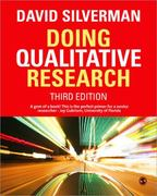 Doing Qualitative Research 3rd edition 9781848600348 1848600348