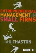 Entrepreneurial Management in Small Firms 0 9781848600256 1848600259