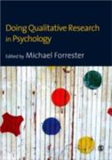 Doing Qualitative Research in Psychology 1st Edition 9781847879110 184787911X