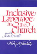 Inclusive Language in the Church 0 9780804216869 080421686X
