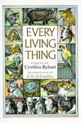 Every Living Thing 0 9780689712630 0689712634