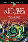 Constructing Social Research 2nd edition 9781412960182 1412960185