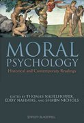 Moral Psychology 1st Edition 9781405190190 1405190191