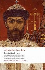 Boris Godunov and Other Dramatic Works 0 9780199554041 0199554048