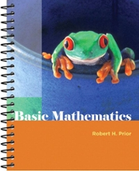 Student Resources on DVD for Basic Mathematics 1st Edition 9780321588920 0321588924