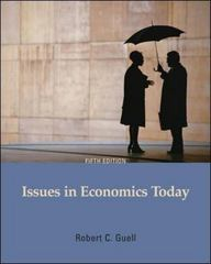 Issues in Economics Today 5th edition 9780073375939 0073375934