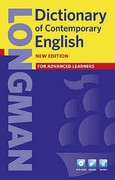 Longman Dictionary of Contemporary English (Paperback with DVD-ROM) 4th edition 9781408215333 1408215330