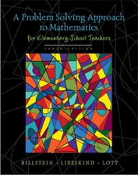Videos on DVD with Optional Subtitles for A Problem Solving Approach to Mathematics for Elementary School Teachers 10th edition 9780321569288 0321569288
