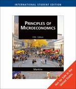 Principles of Microeconomics 5th edition 9780324594645 032459464X