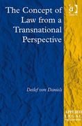 The Concept of Law from a Transnational Perspective 1st Edition 9781317037545 1317037545