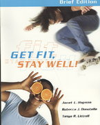 Get Fit, Stay Well Brief Edition 1st Edition 9780321594921 0321594924