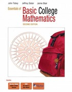 Essentials of Basic College Mathematics Plus MyMathLab Student Access Kit 2nd edition 9780321565242 032156524X