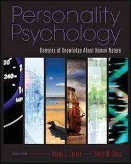 Personality Psychology 4th Edition 9780073370682 0073370681