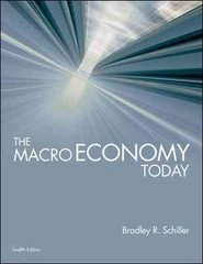 The Macro Economy Today 12th edition 9780077247409 007724740X