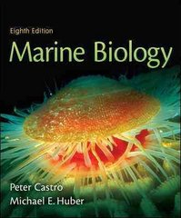Marine Biology 8th edition 9780073524160 0073524166