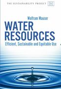Water Resources 1st Edition 9781906598075 190659807X