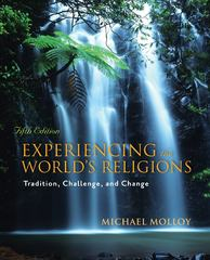 Experiencing the World's Religions 5th Edition 9780073407500 007340750X