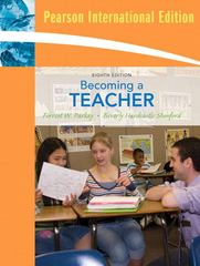 Becoming a Teacher 8th edition 9780205679225 0205679226