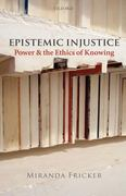 Epistemic Injustice 1st Edition 9780199570522 0199570523