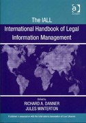 The IALL International Handbook of Legal Information Management 1st Edition 9781317028215 131702821X