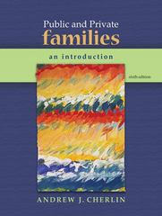 Public and Private Families 6th edition 9780073404356 0073404357