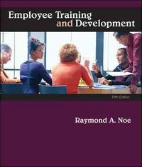 Employee Training & Development 5th edition 9780073530345 0073530344
