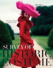 Survey of Historic Costume 5th Edition 9781563678066 1563678063