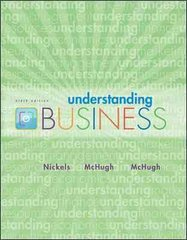 Understanding Business 9th edition 9780073511702 0073511706