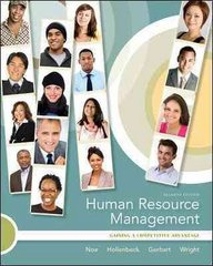 Human Resource Management 7th edition 9780073530475 0073530476
