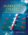 Marketing Strategy  A Decision Focused Approach