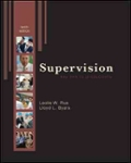 Supervision Key Link to Productivity