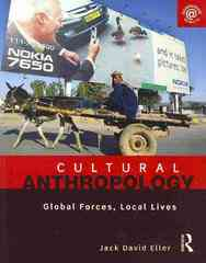 Cultural Anthropology 0 9780415485395 0415485398