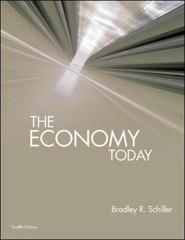 The Economy Today 12th edition 9780073375892 0073375896