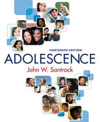 Adolescence 13th Edition 9780073370675 0073370673
