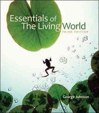 Essentials of The Living World 3rd edition 9780077280079 0077280075