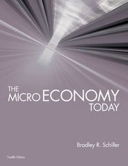 The Micro Economy Today 12th edition 9780077247416 0077247418